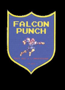 falcon logo découpé